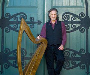 Patrick Ball - Celtic Harp & Story