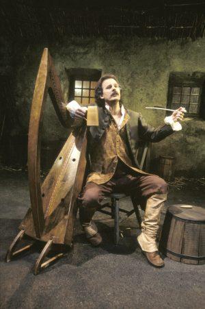 Patrick Ball - O'Carolan's Farewell to Music