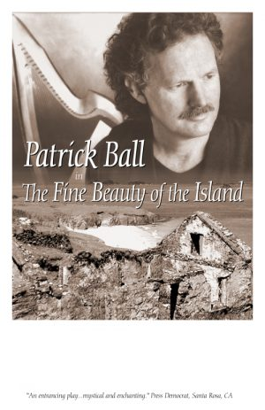 Patrick Ball - The Fine Beauty of the Island poster (11 x 17)