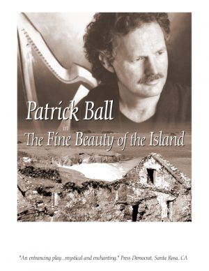 Patrick Ball - The Fine Beauty of the Island poster (8.5 x 11)