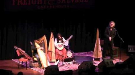 "Turlough O'Carolan – Excerpt from Legends of the Celtic Harp, ""Ramble to Cashel"""
